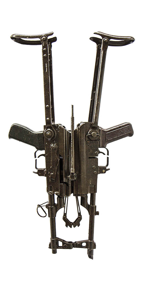 Decommissioned, AK47, liberia, civil war, monrovia, gun, sculpture, ak47, beaurain