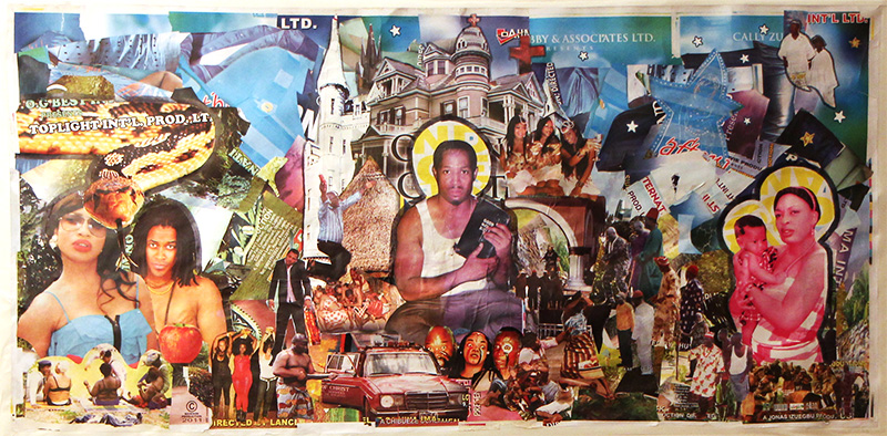 nollywood, poster, collage, black bible, Liberia, Nigeria, cinema